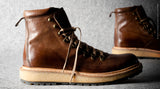 Big Hike Boots . Chestnut Brown