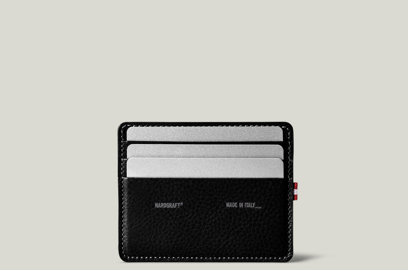 3Card Case . Coal