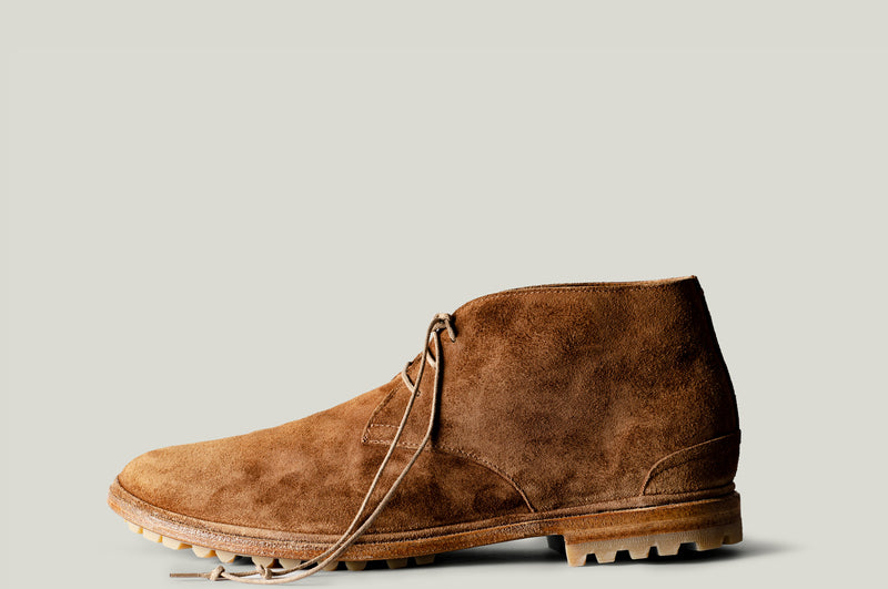 Chukka Hike Boots brown suede