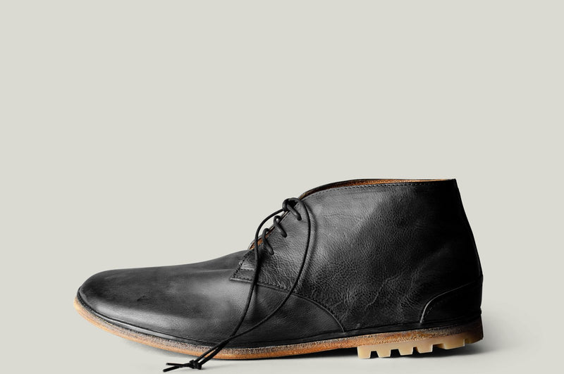 chukka boot dusty black