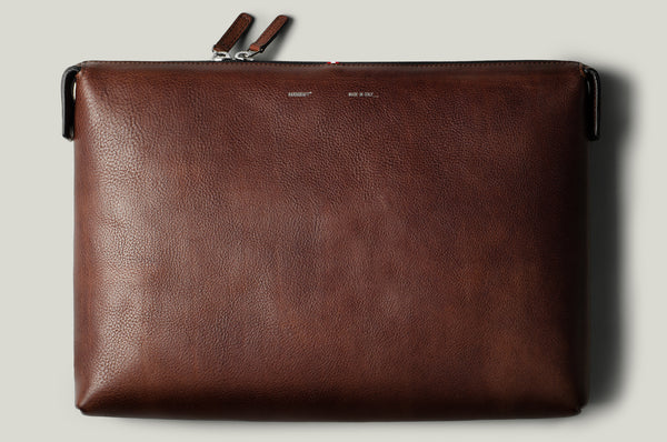 Deep MacBook Case . Chestnut