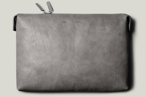 Deep MacBook Case . Off Grey