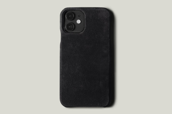 Dusty iPhone 11 Cover . Black
