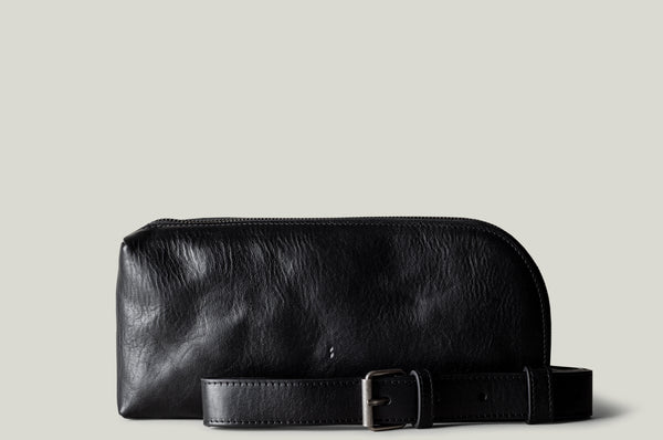 Easy Sling Bag . Coal