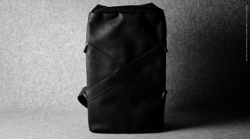 Game Gym Bag . Black Coated