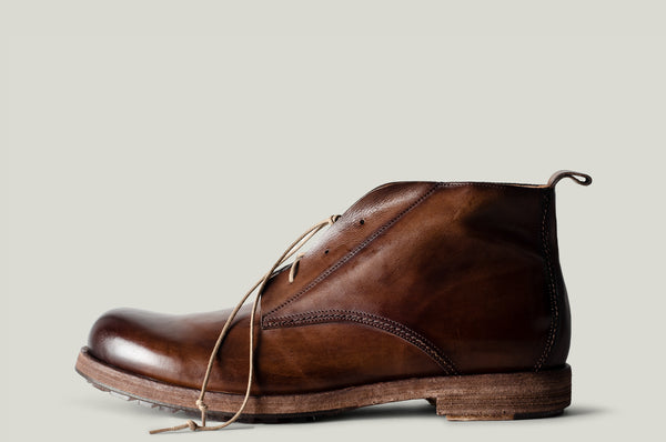 Rugged Boots Chestnut
