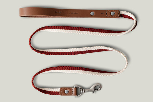 FCC x HG Stylish Me Leash . Classic Red