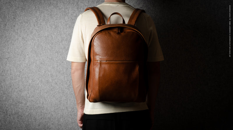 Well-Rounded Backpack . Classic