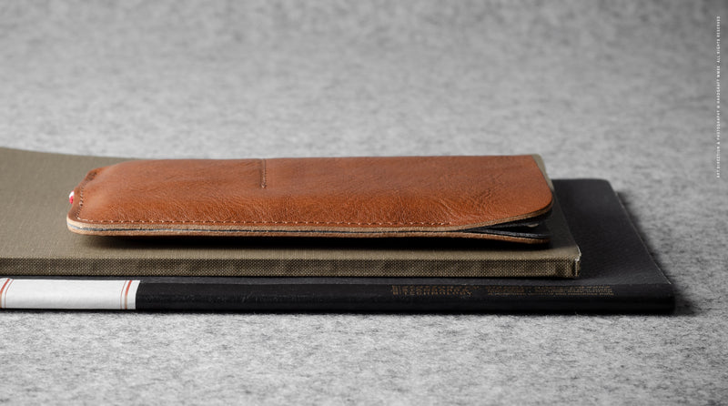 NEW Wild iPhone 12 Case . Classic Leather