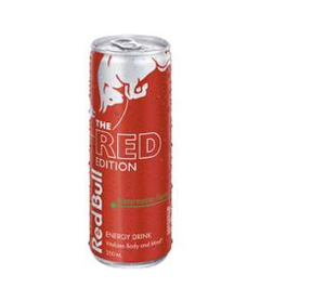 Red Bull red edition watermelon 250ml