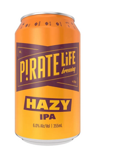 Pirate Life 6% Hazy IPA CAN 4*355ML pack