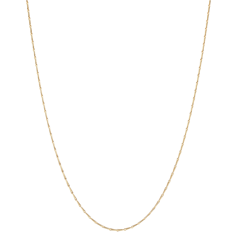 "18"" Belcher Chain 9k Gold"