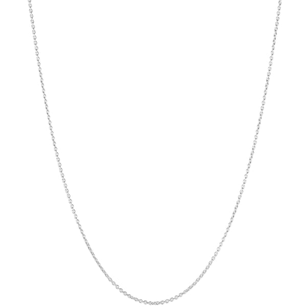 "22"" Cable Chain Sterling Silver"