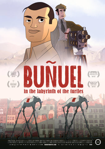 Buñuel in the Labyrinth of the Turtles