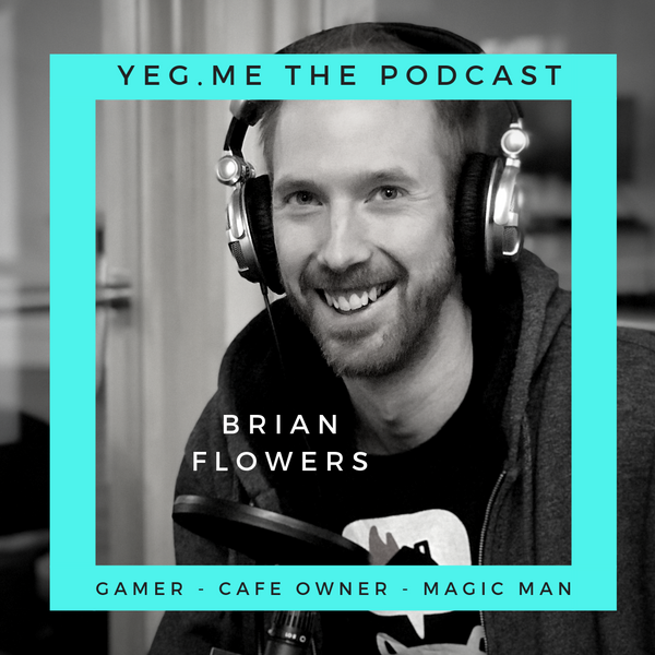 Brian Flowers - YEG Me all about board games and the cafe scene