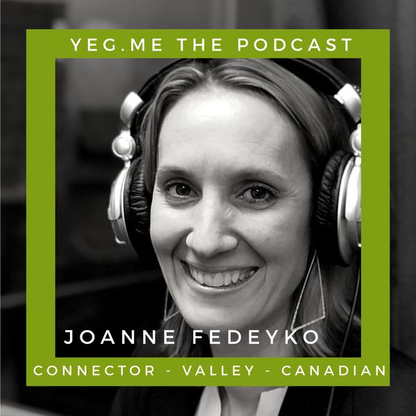 Joanne Fedeyko - YEG Me about San Francisco and Edmonton