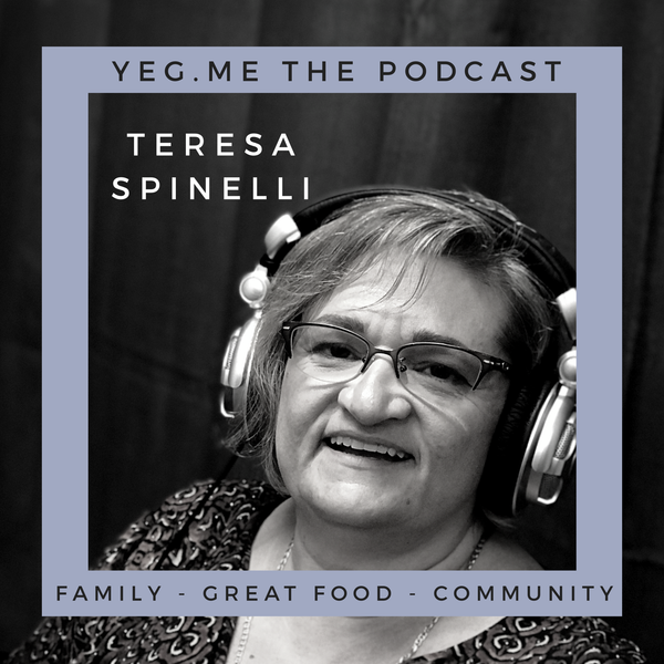 Teresa Spinelli - YEG Me about the family business