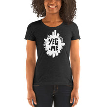 Load image into Gallery viewer, YEG.Me Ladies' short sleeve t-shirt