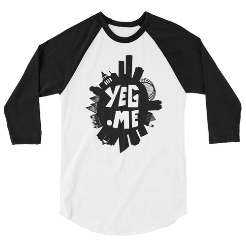 YEG.Me 3/4 sleeve shirt