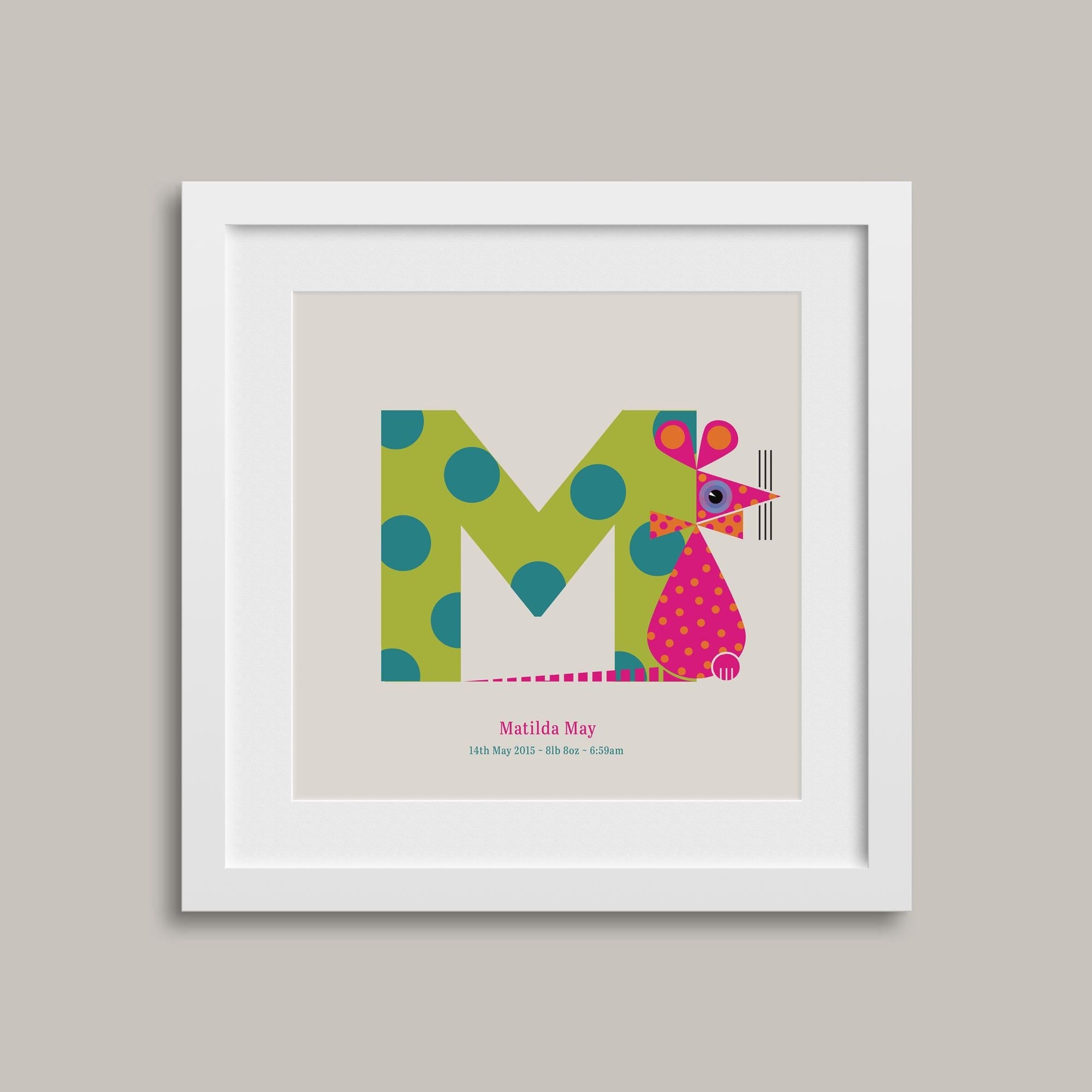 Word Art - Personalised Canvas & Framed Prints - FeelCreative