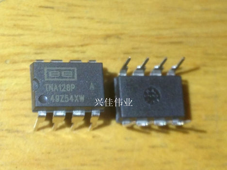 Instrumentation Amplifier INA128PA DIP-8 bb precision / low-power