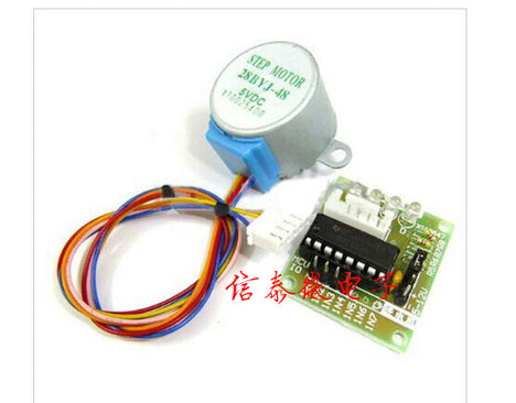 ULN2003 stepper motor driver board + 5V stepper motor stepper motor set  Promotions