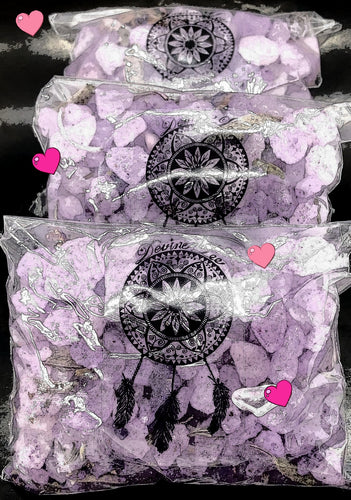 Cosmic Diamond Violet Flame Salts