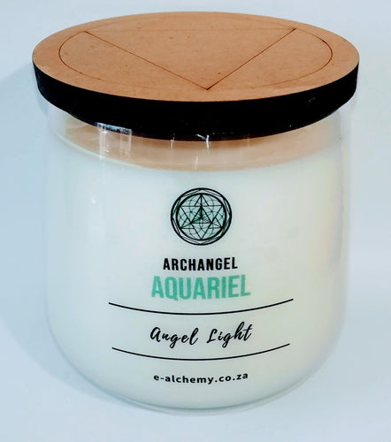 Archangel Aquariel Candle