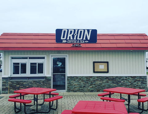 Orion Coffee And Tea Jamestown Drive Thru