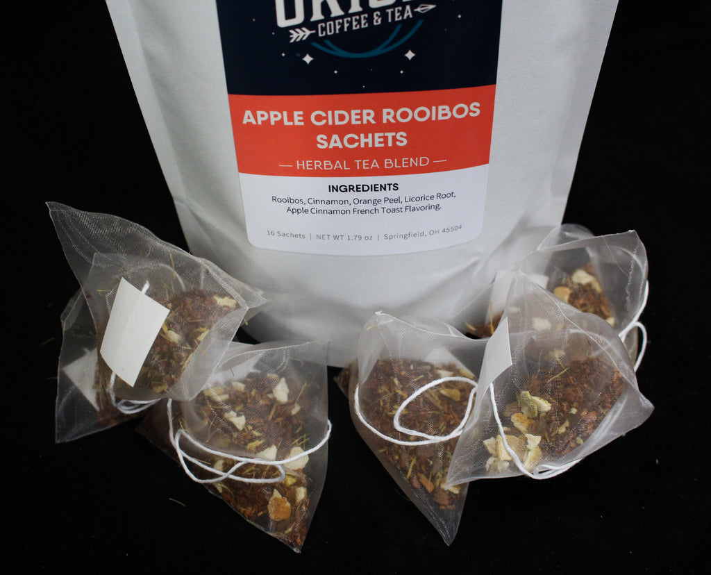 Apple Cider Rooibos Sachets
