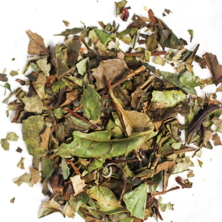 Berry White Loose Leaf Tea