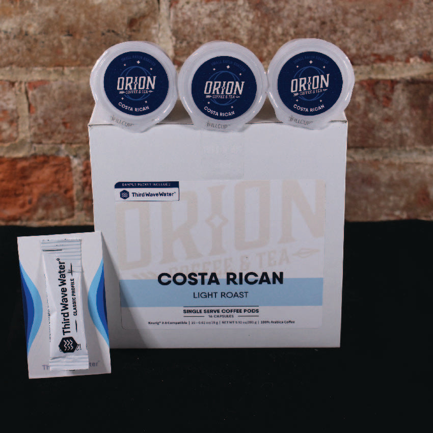 Costa Rica k cups orion