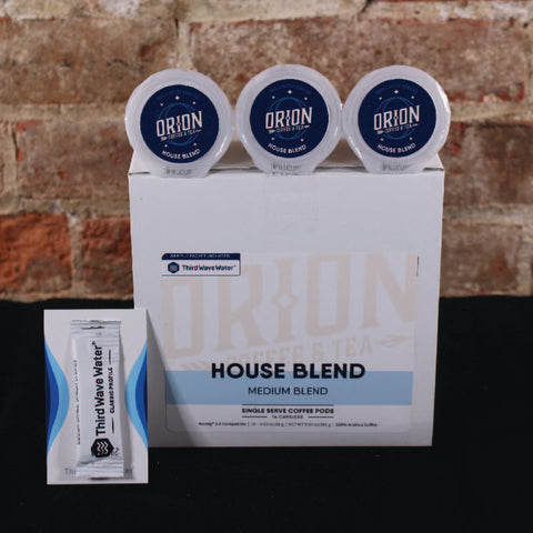 House Blends K Cup Pods Orion