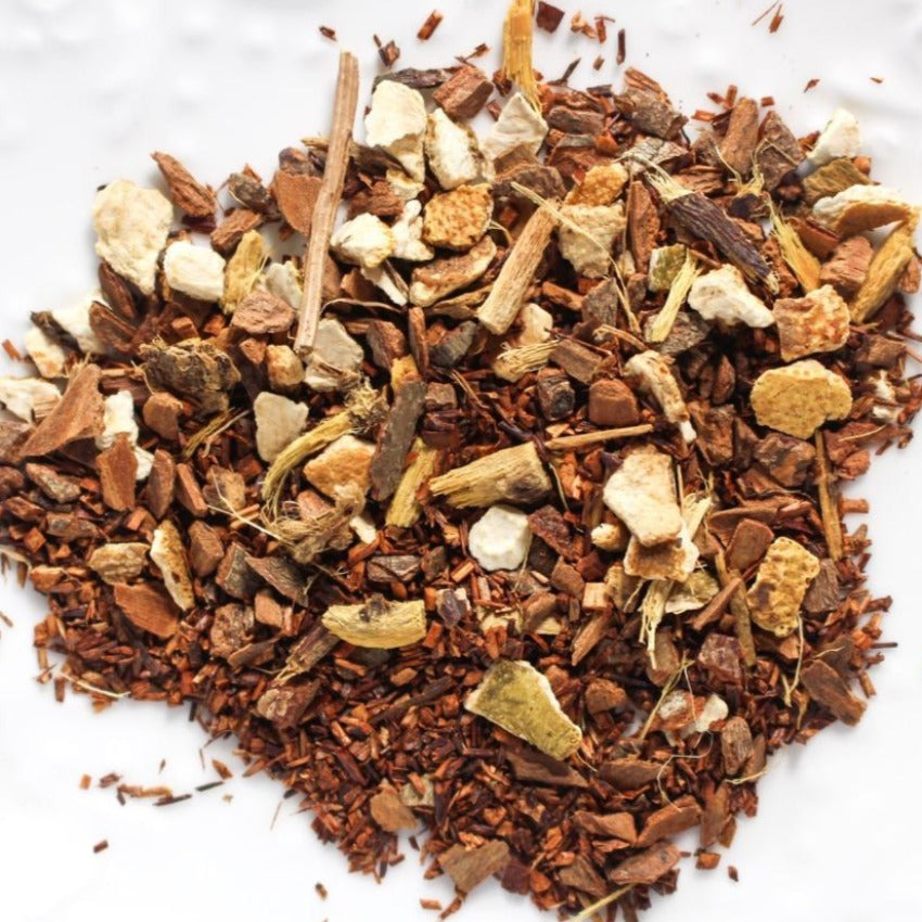 apple cider rooibos tea
