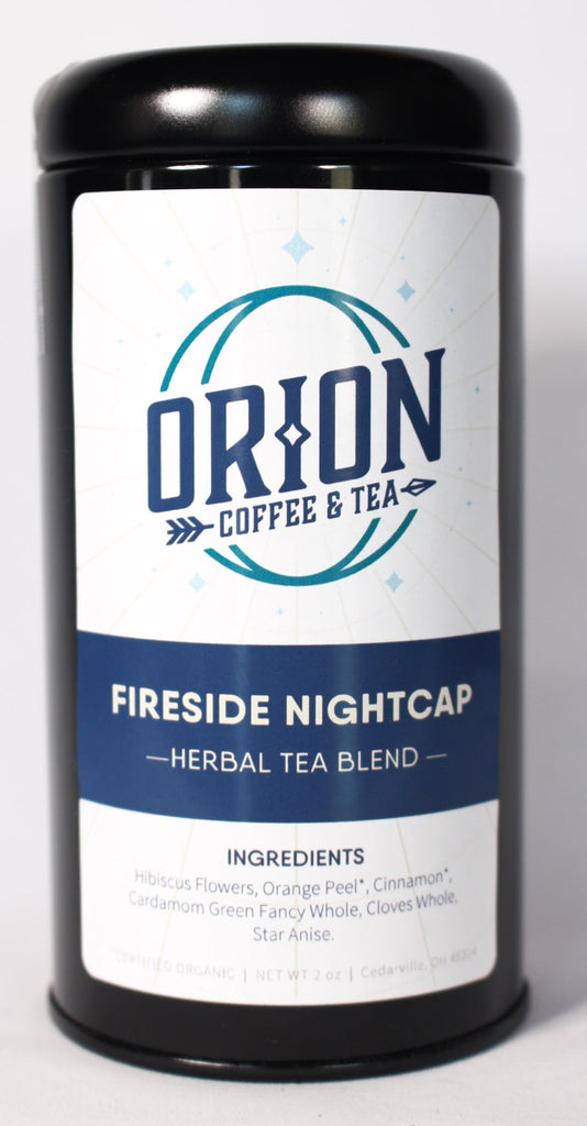Fireside Nightcap Herbal Tea