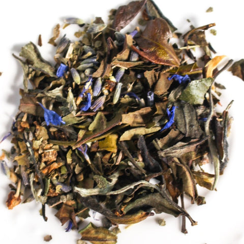 Sage Lavender White Tea