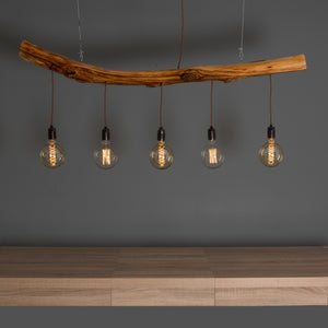 5 Bulb Ceiling Light