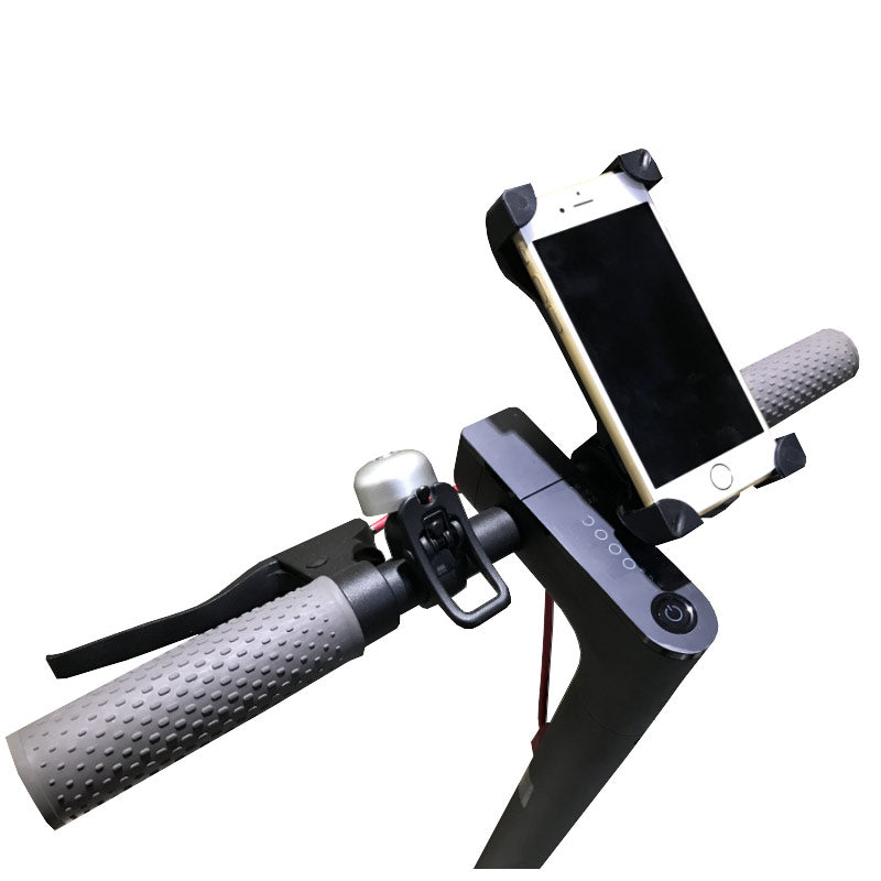 Electric Scooter Phone Holder for Xiaomi M365 Pro Scooter Board Accessories Bicycle Bike Mobile Phone Bracket Holder