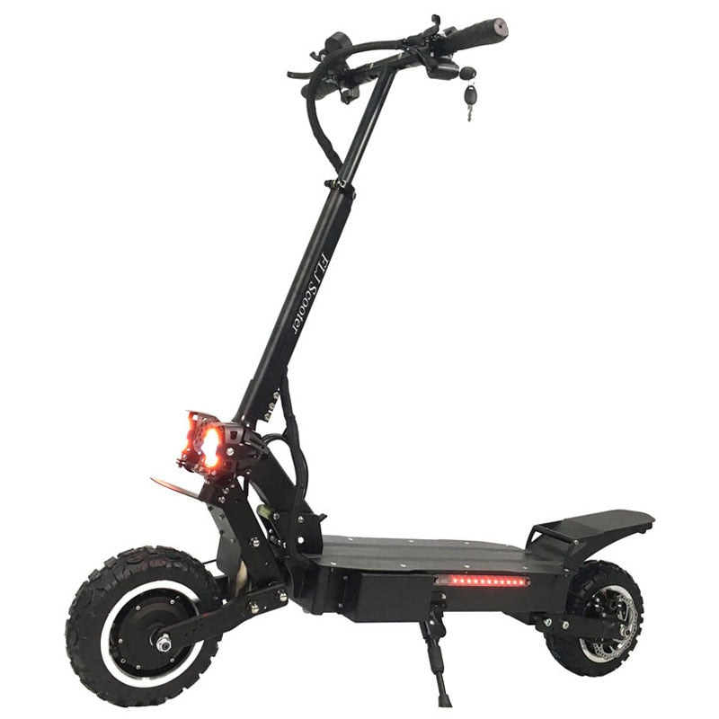 11inch 60V 5600W Off Road foldable FLJ Electric Scooter