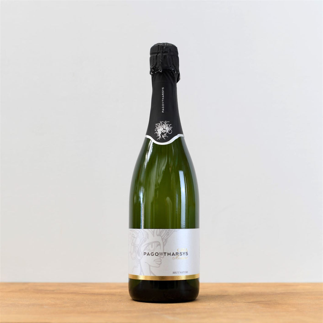 Cava Brut Nature, Pago de Tharsys NV - Penedes, Spain