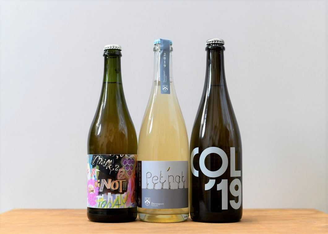 Monty Selects - Natural Sparkling Trio