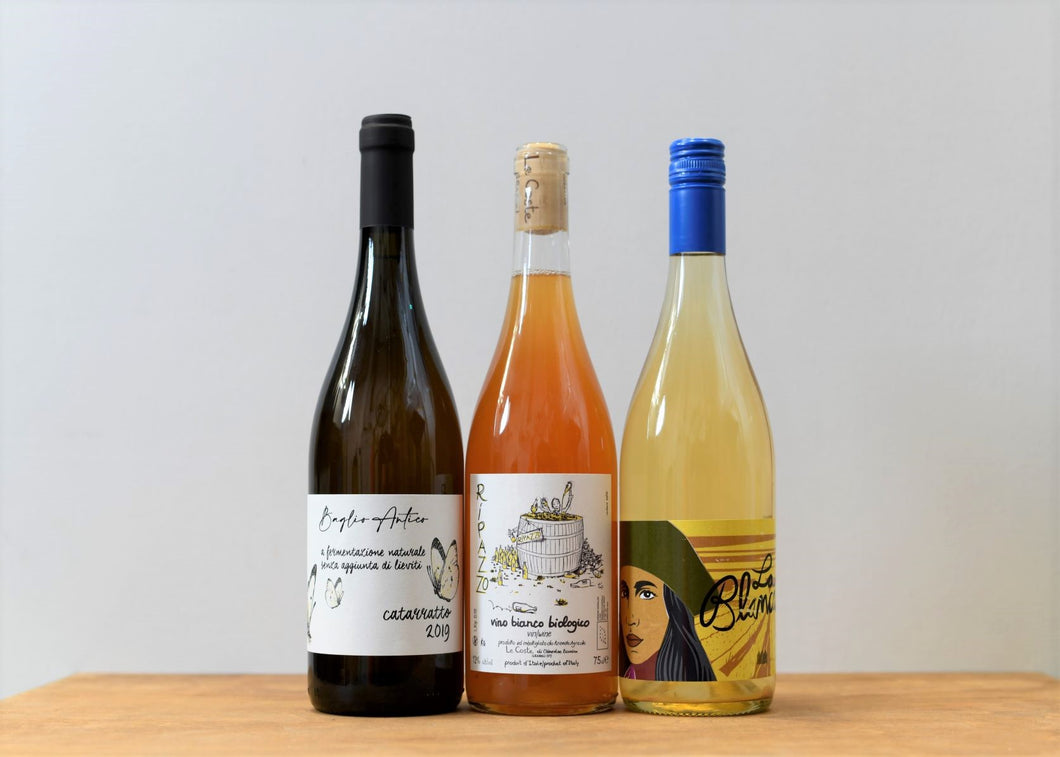 Monty Selects - Orange Wine Trio
