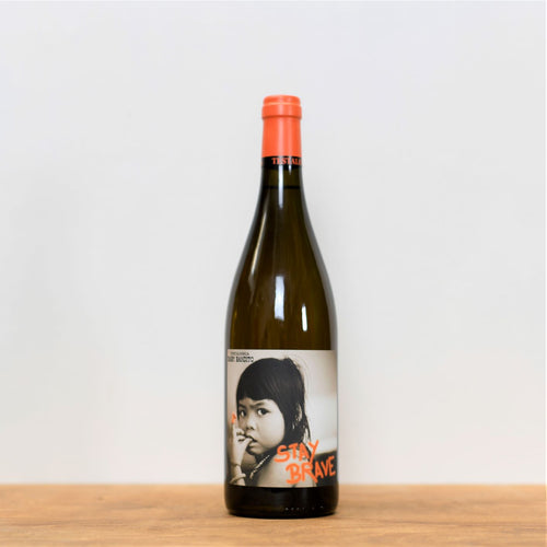 Testalonga, Baby Bandito, Stay Brave Chenin (Orange Wine)