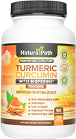 Turmeric Curcumin 1 Bottle