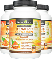 Turmeric Curcumin 3 Bottle