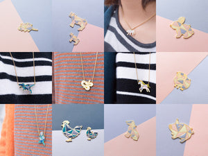 Chinese Zodiac Enamel Earrings/ Bracelet/ Necklace