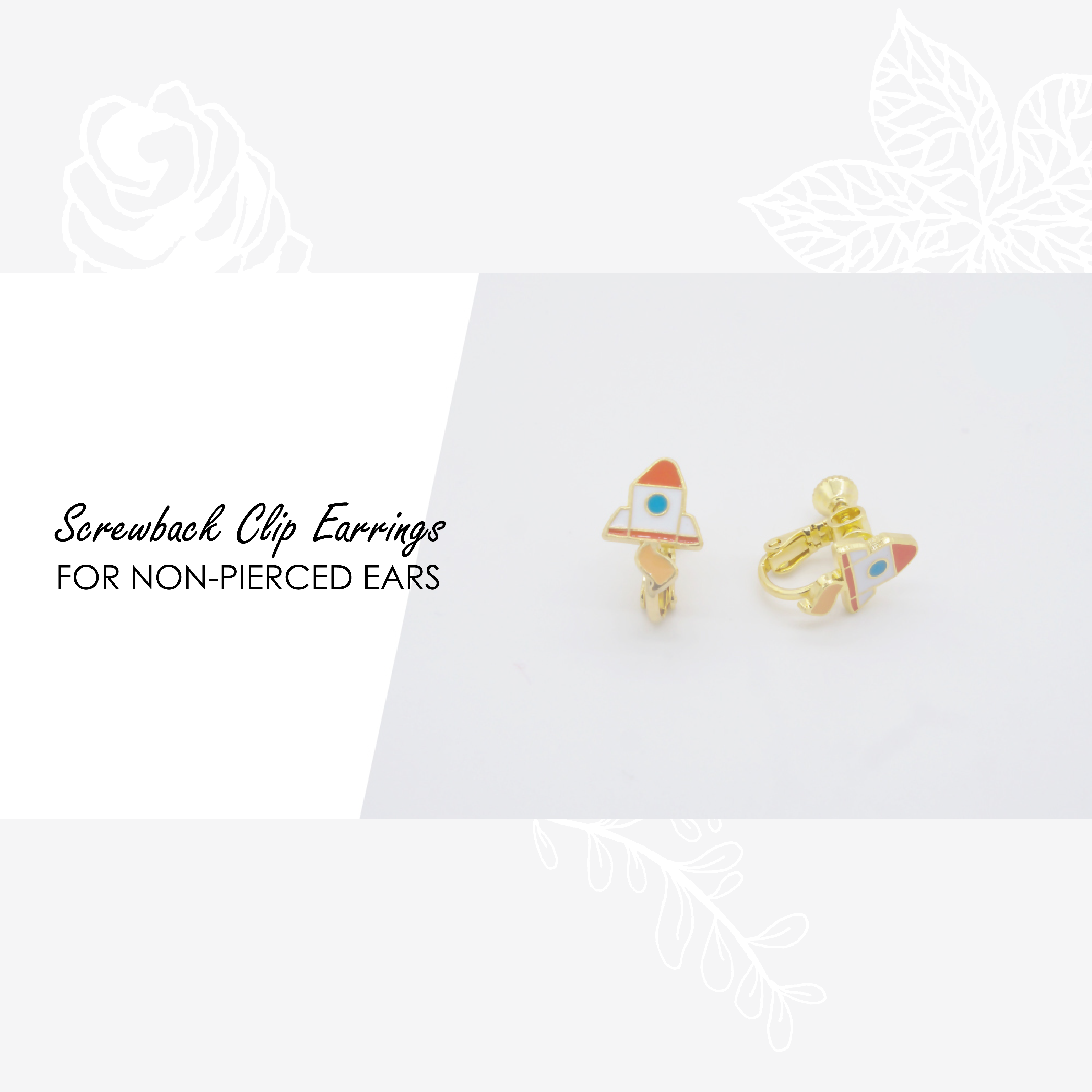 Lovebird Enamel Stud Earrings/ Bracelet/ Necklace