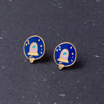 Roaming the Universe Enamel Earrings/ Bracelet/ Necklace [NEW]