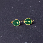 Last Dance Enamel Earrings/ Bracelet/ Necklace [NEW]