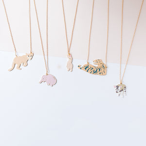 Miss Modi Extinct Animals Necklaces